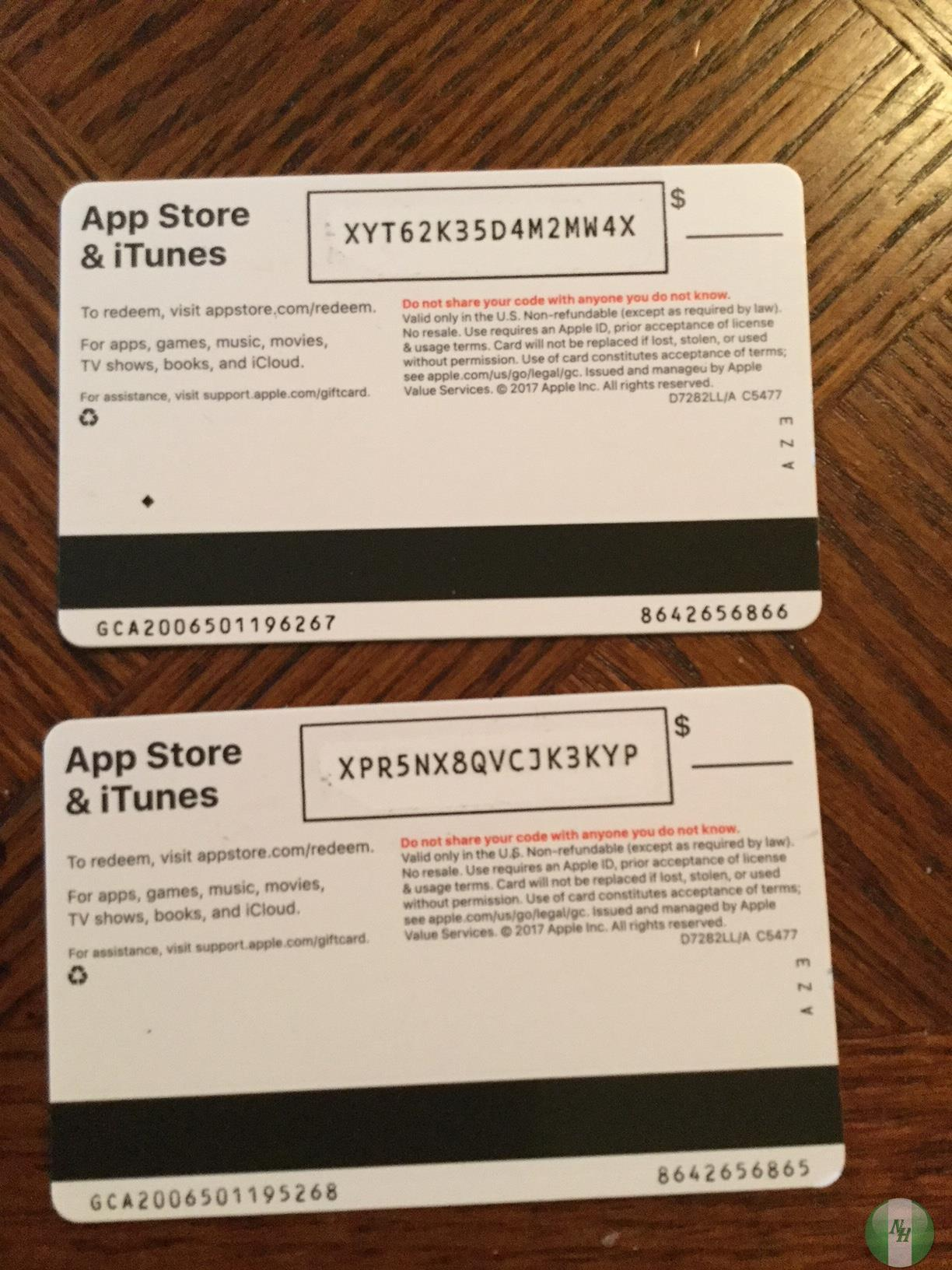 iTunes Cards in Ghana